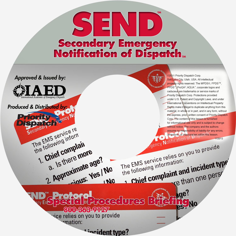 Send CD